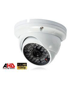 Telecamera videosorveglianza Dome AHD 2.0 Megapixel 1080P FULL HD per Interno/Esterno - MOD. 4020RV