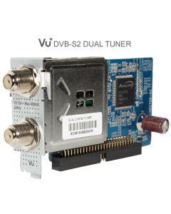 Tuner Dual DVB-S2 per Vu+ Uno / Ultimo / Duo 2 / Solo SE V2 / Ultimo 4K e altri