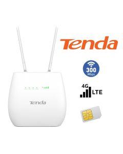 Router 4G LTE + VoLTE Wi-Fi 300Mbps TENDA 4G680 V2.0