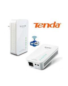 Powerline + Extender Wi-Fi 300Mbps TENDA PW201A