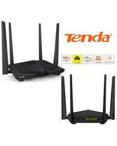 Router Wi-Fi Dual-Band Gigabit 1200Mbps TENDA AC10