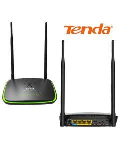 Modem Router ADSL+ Wi-Fi Dual Band 1200Mbps TENDA D1201