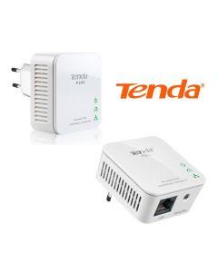 Coppia Mini Powerline 200Mbps TENDA P200
