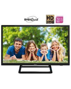 "Televisore LED 24"" HD READY DVB-T2/S2 DGQ24DLHR DIGIQUEST"