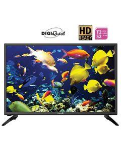 "Televisore LED 32"" HD READY DVB-T2/S2 DGQ32169DLHR DIGIQUEST"
