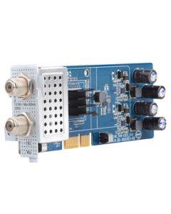 Tuner Dual DVB-S2/S2X FBC per Vu+ Uno 4K / Uno 4K SE / Ultimo 4K / Duo 4K (8 Demodulatori)